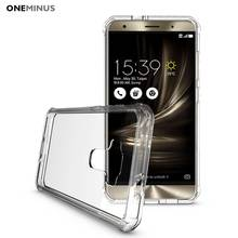 OneMinus Anti knock Clear Protective Case For ASUS ZenFone 3 ZE552KL 5.5 Inch Case Coque Shockproof Hard back Crystal case 5.5""