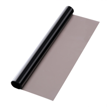 50*300cm Dark Grey Car Side Window Foils Solar Protection Tinted Film Sun Shade Automobiles Window Films Car-styling(China)