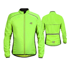 Bike Sports Wind Jacket Men MTB Coat Clothing Cycling Jersey tour de france Cycling Jackets Bicycle Bike Rain Quick dry H016(China)