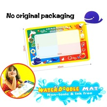 Special offer Water doodle mat,aquadoodle drawing mat,Magic Water Doodle Mat 45x29cm Magic mat+Pen(2 styles, ramdom shipment) .