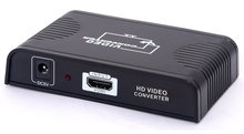 HDMI to Scart converter HDMI input +Scart output Audio splitter adapter For Blue Ray DVD STB SKY TV