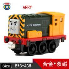 Diecast Metal Thomas and Friends Train One Piece ARRY Megnetic Train Toy The Tank Engine Trackmaster Toy For Children Kids