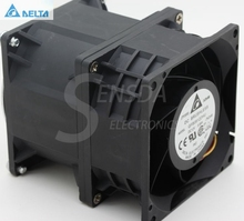 Delta GFB0812DHU 80mm 8cm high speed violence Fan DC 12V 5.88A powerful dual motor industrial cooling fans(China)
