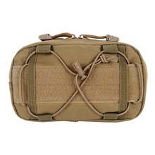 Bags Pouch Admin-Map Military-Organizer Tactical Waist-Bag Molle-Belt EDC Airsoft Utility