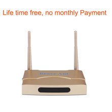 Brave Ant free lifetime arabic iptv channels google tv box android tv box(China)