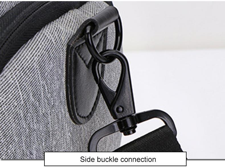 2018 Hot Waterproof Top Nylon Men Sports Gym Bag For Training Basketball  Fitness Women Outdoor Shoulder Bag Travel Yoga Handbag 9903612917