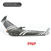 SONICMODELL Skyhunter 900mm Wingspan FPV EPO RC Airplane PNP AIO Camera & 5.8G 200mW Vtx Detachable Quick-Release Structure(China)