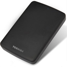Toshiba Hard Disk Portable 1TB Free shipping for Laptops External Hard Drive 1 TB Disco Duro hd Externo USB3.0 HDD 2.5 Harddisk(China)