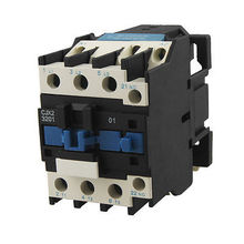 Buy CJX2-3201 DIN Rail Mount Contactor 32A 3 Poles AC Coil 380V for $22.28 in AliExpress store