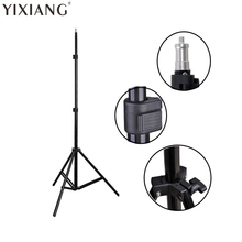 YIXIANG 200cm 6.5FT Light Stand Tripod for Softbox Photo Video Lighting Flashgun Lamps 3 sections Free Shipping(China)