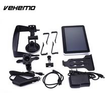 Vehemo Car GPS 7 Inches 8GB Internal Memory Navigation Touchscreen Radio Clearly