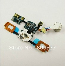 Home Button Flex Cable Ribbon with Vibrator Vibrating Motor Replacement Part For Galaxy S GT-I9000 i9000 i9001(China)