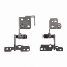 Notebook Computer Left & Right LCD Screen Hinges Fit For SANSUNG NP270 Laptops Replacements LCD Hinges P15(China)