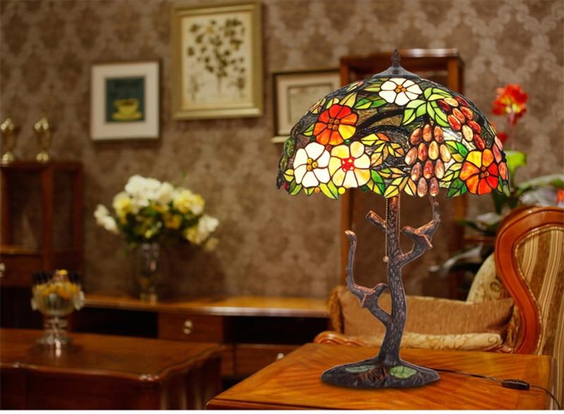 Double bird table lamp (7)