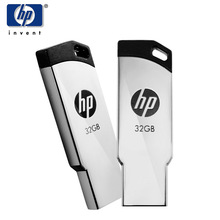 HP v236w Usb Flash Drive 32GB Usb 2.0 Stick Pendrive Customized gift Memory U disk  Memoria 32gb For Car USB music movies Audio