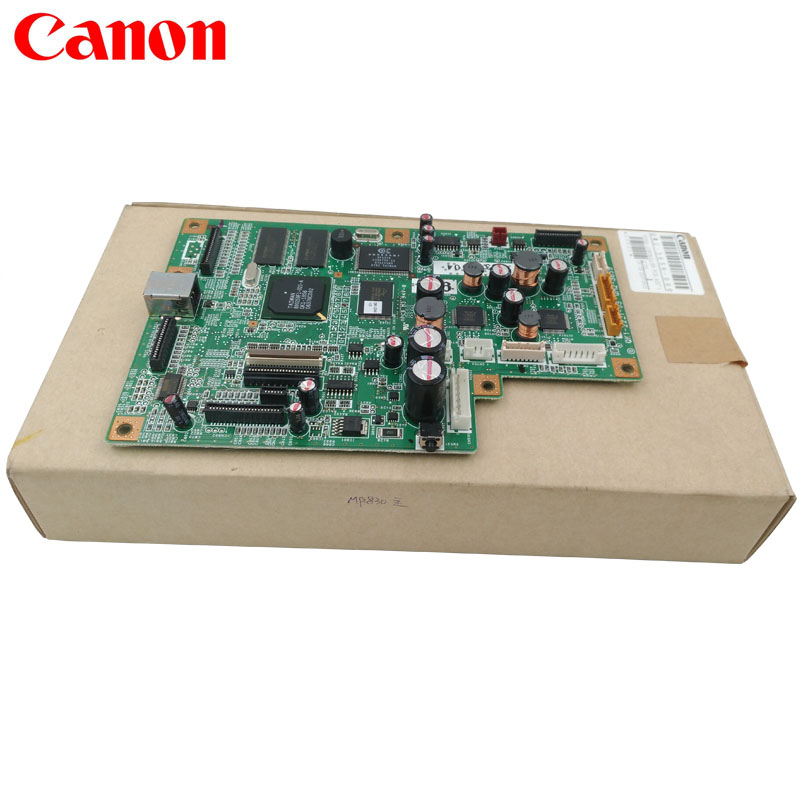 New FORMATTER PCA ASSY Formatter Board logic Main Board MainBoard For Canon MP830 MP 830 QM2-3659-000 QM2-3659<br>
