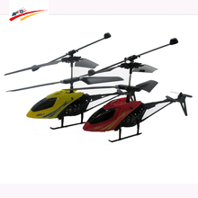 RC Helicopter 2.5/ 3.5 Channel Outdoor Metal Gyro Remote Control Helicopter Aircraft RTF Drone electronic RC Plane Model Toy(China)