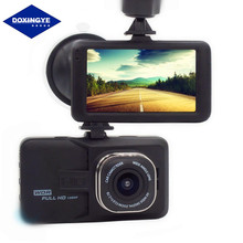 "DOXINGYE 3""Full HD 1080P Car DVR Auto Video Camera Driving recorder Night Vision G-senso 140 Wide Angle Black Box Dash Cam(China)"