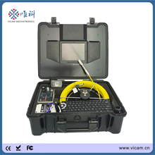 Battery operated video 40m cable camera used sewer pipe inspection camera for sell V8-3188KC(China)