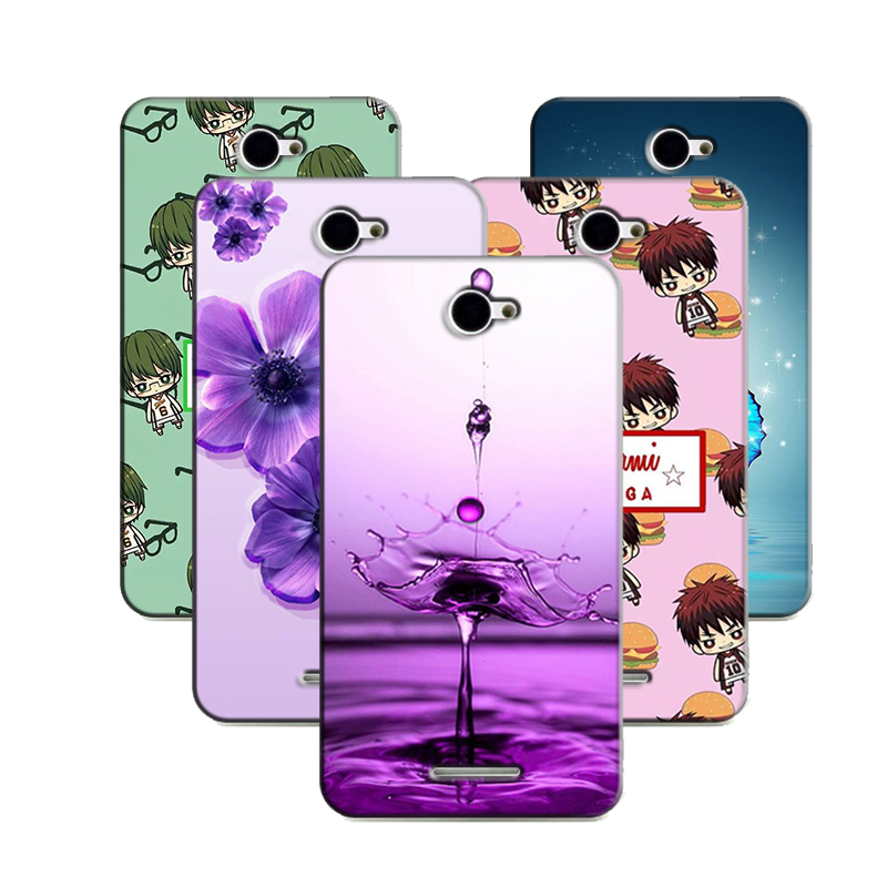 Phone Case Sony Xperia E4 Dual E2104 E2105 E2114 E2115 E2124 5.0 inch Original Printed Cover Coque Painting Back Cover Capa