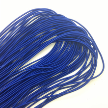 5yards/lot Blue Trong Elastic Bungee Rope Shock Cord Tie Down DIY Jewelry Making Pick color(China)