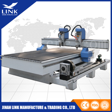 T-slot table/Vacuum table lxm1530-2 cnc router metal cutting machine cnc router wood carving machine