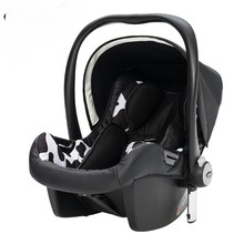 Child Car Safety Seats Mother & Kids New born baby car safety seat baby car cradle basket type safety seat whole sale hot new(China)