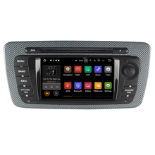 Android 7.1 6.2 inch Capacitive Touch Screen Car DVD Player For Seat ibiza 2009-2013 with Can Bus Ipod 1080P RDS Radio 4G WiFi