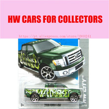 2013 New Hot 1:64 Cars wheels 2009 ford f150 car Models Metal Diecast Car Collection Kids Toys Vehicle  Juguetes