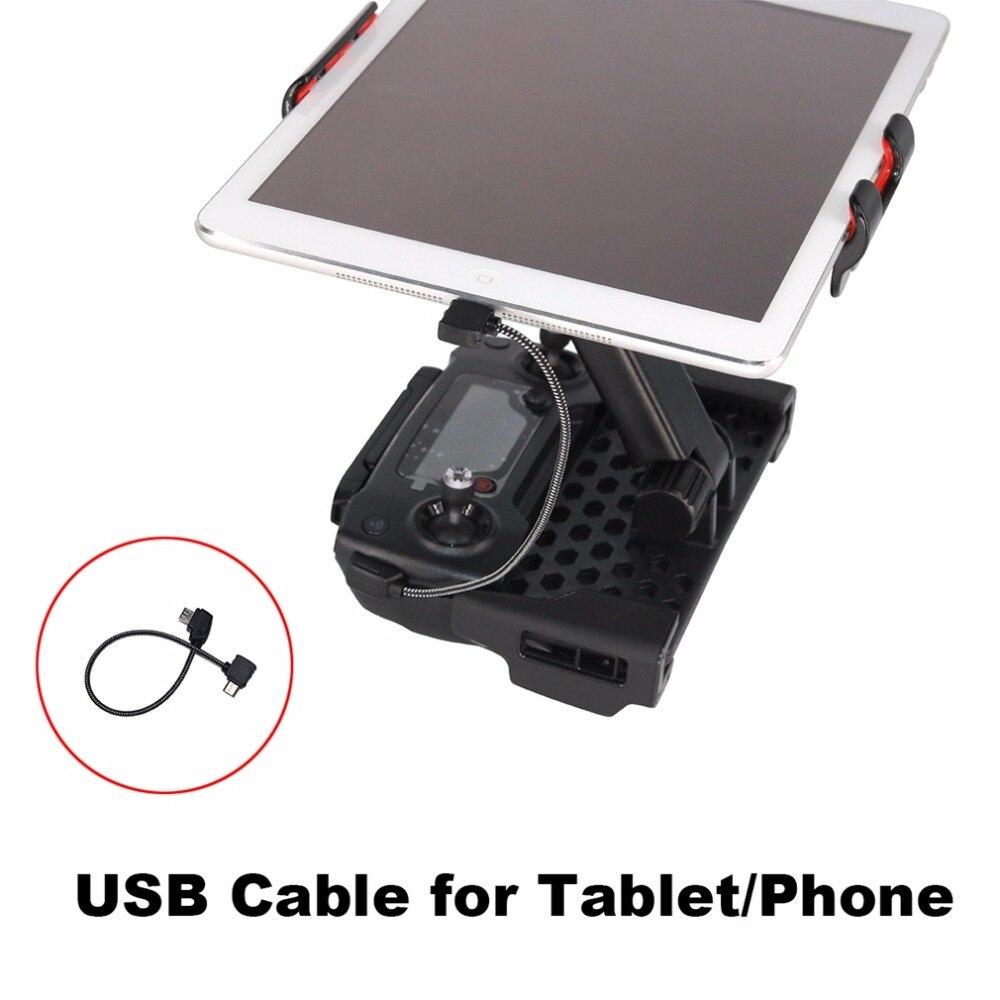 Cable de control remoto DJI Mavic con conector micro USB inversa