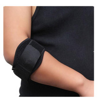Unisex Elbow Pads Wristband Arm Band Finger Lock Basketball Tennis Outdoor Sports Elbow Guards Protector Nove22