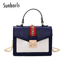 Women Handbags fashion women messenger bags flap crossbody bag sling chain shoulder bolsa high quality small handbags 3V3234(China)