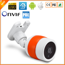 BESDER Outdoor IR Night Bullet IP Camera 720P 960P 1080P Motion Detect ONVIF Surveillance IP Camera DC 12V 48V PoE Optional