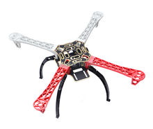 F450 4-Axis Multi-Copter Quad-copter Kit Frame 450 450F QuadX Quad MultiCopter KK MK MWC