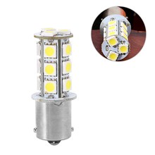 10PCS/Set Car Auto 1156 BA15S / 1141 / 1073 / 1095 Base 18 SMD 5050 LED Replacement Bulb 12V