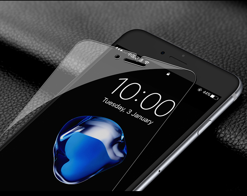 Baixin-2-5D-Tempered-Glass-For-iPhone-8-iPhone8-Case-Screen-Protector-Glass-For-Apple-iPhone 8 plus