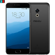 Original Meizu Pro6S Pro 6S 64GB 4GB Global Rom Cell Phone Android Helio X25 Deca Core 5.2 inch 1080P 12.0 MP Cellular 4G LTE
