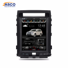 12 'HD 1280x800 Android 6.0 Car dvd Stereo Headunit For Toyota Land Cruiser200 2008+ Auto Radio GPS Navi Audio Video 2G RAM 32G(China)