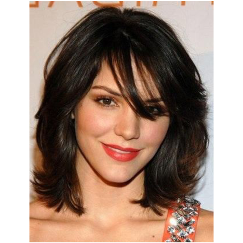 Sweetie Seductive Short Wavy Capless Synthetic Hair Wigs About  14 Inches<br><br>Aliexpress