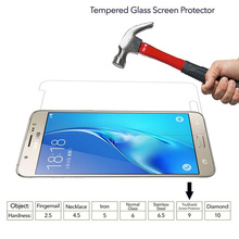 Tempered Glass Screen Protector For Samsung Galaxy S2 S3 S4 S5 S6 J Series J1 J2 J3 J5 J7 2016 Grand Neo Plus I9060I Prime G531
