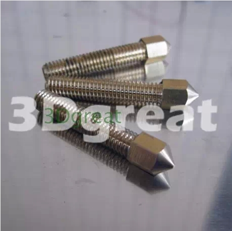 3 D printer accessory  Ultimaker nozzle all in one copper leakproof top quality free shipping<br><br>Aliexpress