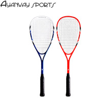 Carbon Squash Racket one molding quality good racquet beginner entry-level wall taps conveying line set of resistance type light