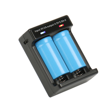 2017 new SUNFLOWER RICH XXC-M2 charger battery for 16340 18350 Handheld Gimbals Special charger(China)