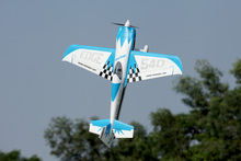 FMS 1300MM / 1.3M Edge 540 Blue Aerobatics 3D RC Airplane PNP Durable EPO Model Plane Aircraft(China)