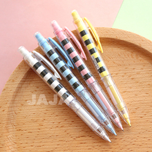 1pc Mechanical pencils Little bee design writing pencil Office accessories escolar School kids stationery supply (dd-1389)