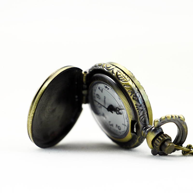 PS567-Vintage-Jewelry-New-Colorful-Enamel-Rhinestone-Movt-Flower-Pattern-Pocket-Watch-Small-Size (4)