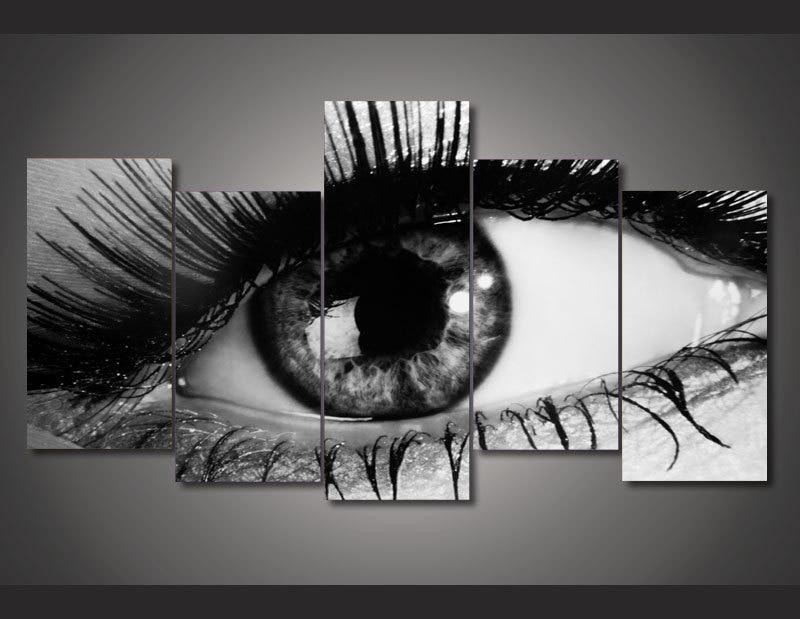 фото белые глаза
