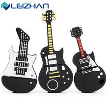 The cute Guitar& Bass usb 2.0 usb flash drive 8gb 16 gb 32 gb pen drive memory stick pendrive u disk 64GB 2.0 USB Stick