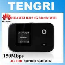 Unlocked HUAWEI E5372 Vodafone R215 4G LTE Mobile WiFi Router 150Mbps 3G 4G mobile hotspot(China)