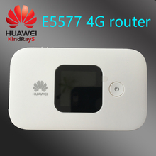 Unlocked Huawei E5577 4G Router e5577s-321 Mobile Hotspot Wireless Router wifi pocket PK ac782s MF90 E8377 E5372(China)